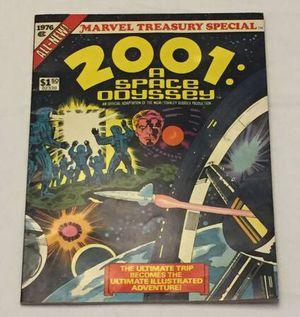 1976 Marvel Treasury Special 2001 A Space Odyssey Stanley Kubrick Jack Kirby comic for Sale in Phoenix, AZ