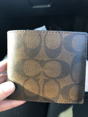 Coach wallet for Sale in Odenton, MD