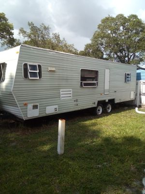 25 ft camper for Sale in TEMPLE TERR, FL