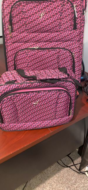 Small rolling luggage with matching bag for Sale in Watchung, NJ