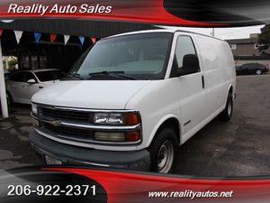 1999 Chevrolet Express Cargo Van for Sale in Seattle, WA