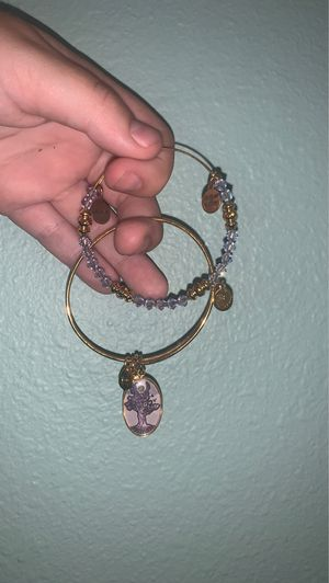 Two Alex and Ani bracelets:)) for Sale in Land O Lakes, FL