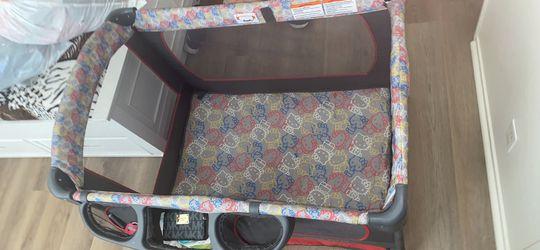 Baby Playpen Crib Corral Para Bebe Cuna for Sale in Salinas,  CA