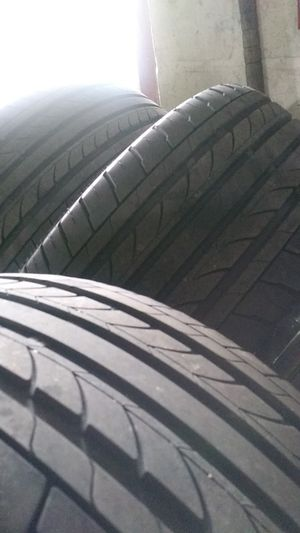 20 inch rims with 255-35zr20s in good shape for Sale in Saint Pete Beach, FL