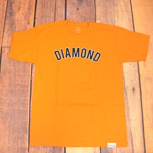 Diamond Supply Co. T-shirt / Large Size/ Orange Color/ Short Sleeve / for Sale in Pasco, WA