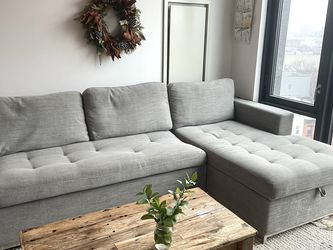 Article Soma Dawn Gray Right Sofa Bed for Sale in Brooklyn,  NY