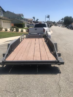 Flatbed trailer for Sale in Montclair, CA