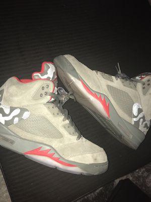 Air Jordan 5s 🔥 Size 12.5 8.5/10 Condition 120$ for Sale in Las Vegas, NV