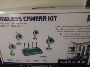 Wireless security camera for Sale in Lynn, MA