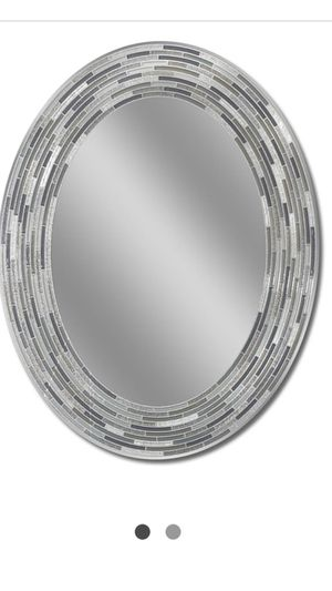 Oval mirror for Sale in Providence, RI