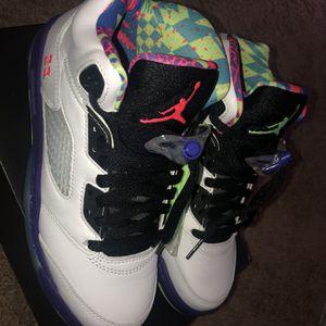 Jordan's Retro 5 for Sale in Downey, CA