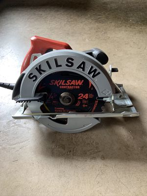 Skilsaws best 15 amp model for Sale in Sunbury, PA