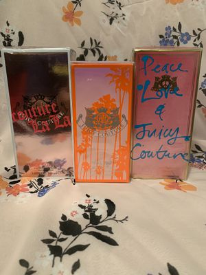 Juicy Couture Perfume Bundle for Sale in Carson, CA