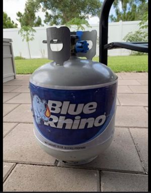 Propane tank for sale empty is for $15 and full is $35 for Sale in Lake Worth, FL