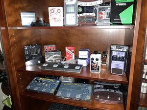 Too many boutique pedals to list separately. Most are in mint to excellent and either never used or gently used and some come with original packaging for Sale in Tamarac, FL