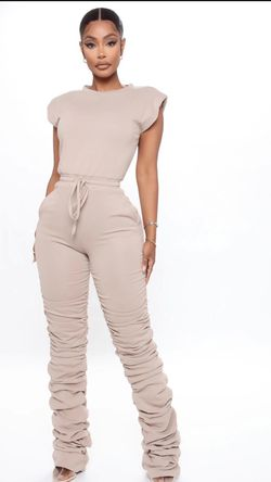 Brand New Nude Jumpsuit for Sale in Laurel,  MD