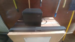 Polk audio magnifi sound bar system for Sale in Wrightstown, NJ