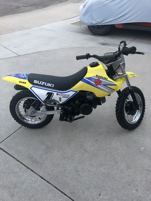 2005 Suzuki JR50 dirt bike for Sale in Upland, CA