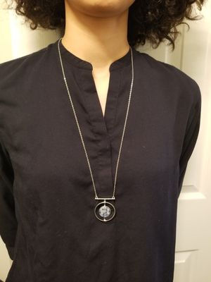 Long necklace with pendant for Sale in Alexandria, VA