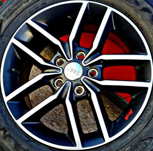 2020 JEEP GRAND CHEROKEE TRAILHAWK RIMS STOCKS BRAND NEW ____( RIMS ONLY , NO TIRES) for Sale in Houston, TX