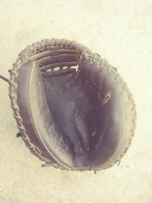 Rawlings catcher baseball glove 32.5 for Sale in Los Angeles, CA