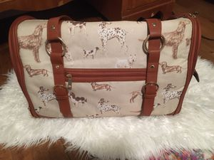 Laura Ashley Pet Carrier Tote Bag for Sale in Huntington Beach, CA