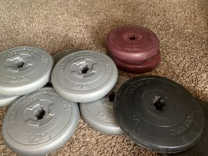 Orbatron Weights Set for Sale in Katy, TX