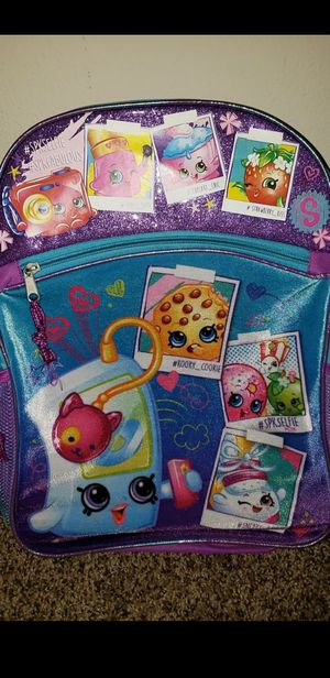 Shopkins backpack for Sale in San Antonio, TX