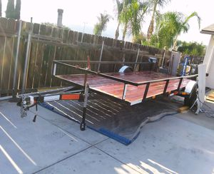 Brand new custom utility trailer for Sale in San Diego, CA