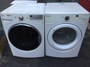 Whirlpool Washer and Dryer Set for Sale in Atlanta, GA