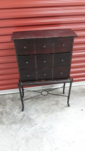 CD cabinet for Sale in Columbus, MS