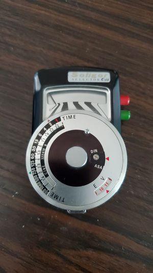 Soligor Selector Photography Light Meter for Sale in Mesa, AZ