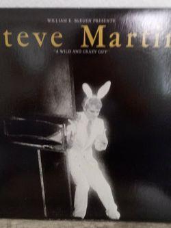 "Steve Martin ""A Wild And Crazy Guy""- Comedy Vinyl Album (1978) for Sale in Deltona,  FL"
