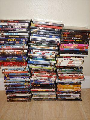 Lot of 126 dvds for Sale in Boca Raton, FL