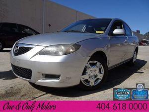 2008 Mazda Mazda3 for Sale in Atlanta, GA
