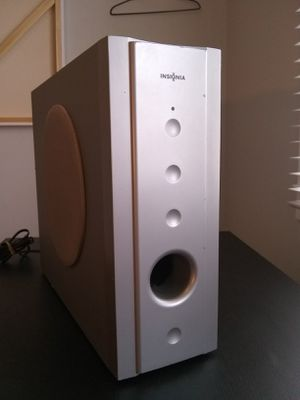 Insignia Subwoofer Mo. IS-SP102371 for Sale in Charlotte, NC