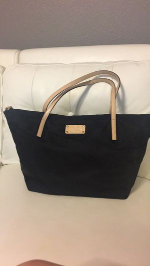 Kate Spade Black Small Tote for Sale in Haines City, FL