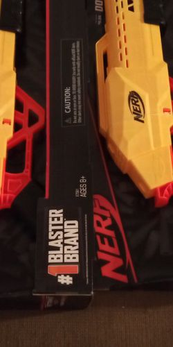 2 Nerf Alpha Striker Guns $15 Each for Sale in Portland,  OR