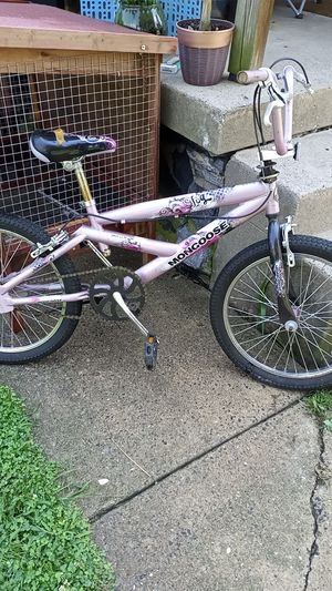 Mongoose girls bike for Sale in Lancaster, PA