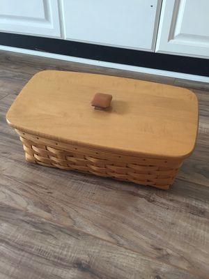 Longaberger Basket for Sale in Warrenton, VA