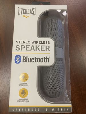 Blue tooth speaker makes calls too for Sale in Springfield, VA