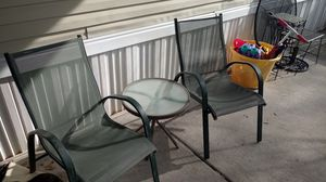 Outdoor patio furniture for Sale in West Valley City, UT