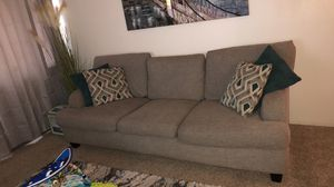 Couch and chair for Sale in Colorado Springs, CO