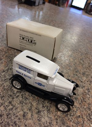 ERTL 1950 Chevy panel bank toy truck collectible for Sale in Boca Raton, FL