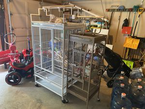 Bird Cages for Sale for Sale in Silver Spring, MD