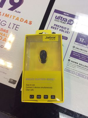 Jabra Bluetooth headset for Sale in Oak Lawn, IL