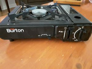 Burton single gas range for Sale in Hollywood, FL