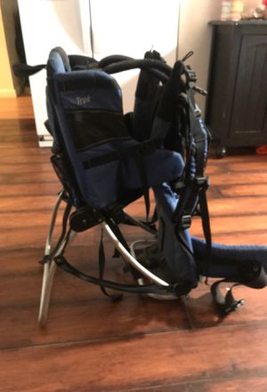Baby hiking backpack for Sale in Fresno, CA