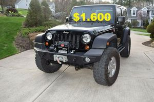 📗$1,6OO For sale by owner 2010 Jeep Wrangler Engine V6, Runs And Drives Great With No Issues!No accidents📗 for Sale in Fremont, CA