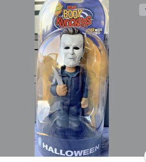 "NECA Halloween MIRAMAX Michael Myers 6 1/2"" Solar Powered Body Knocker for Sale in Riverside, CA"